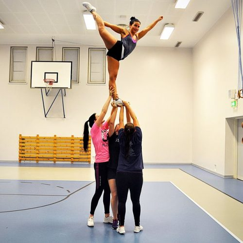 Cheerleading & Dance
