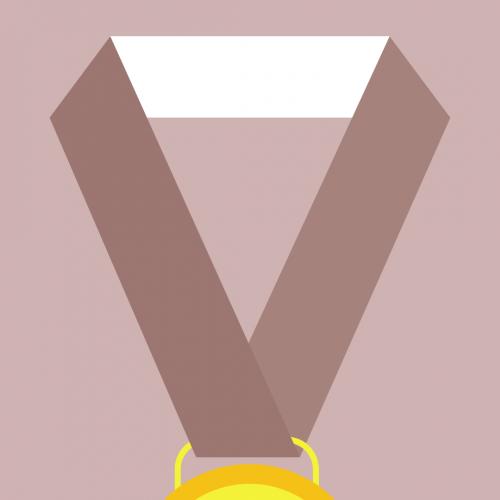 Mitalinauhat | Medaljband