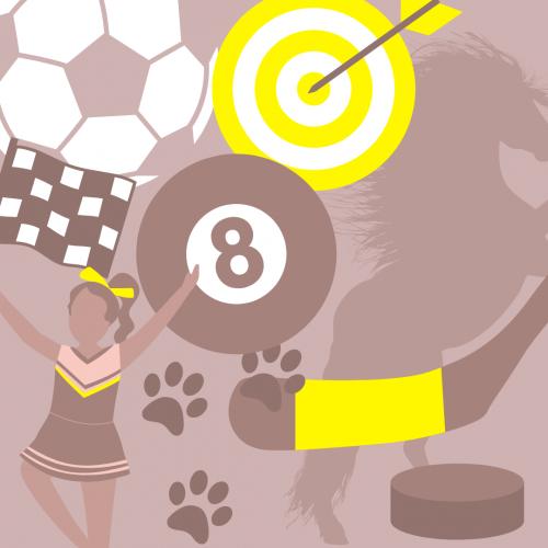 Urheilulajit | Idrottsgrenar