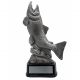 Award with a salmon jumping